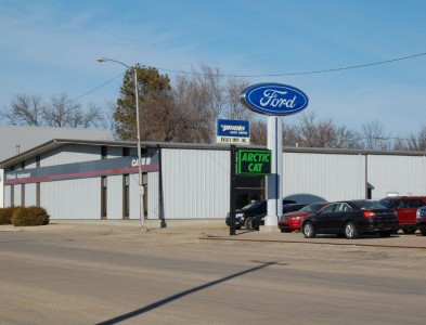 O Keefe Implement and Ford Dealership